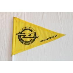 Zástavka Opelclub Slovensko