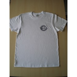 Tričko biele s logom