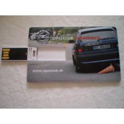 USB kľúč - karta 8 GB